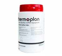 Thermoplan Thermo Coffee Tabs rot (31Stück / Dose)